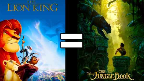 24 Reasons THE LION KING And THE JUNGLE BOOK Are The Same