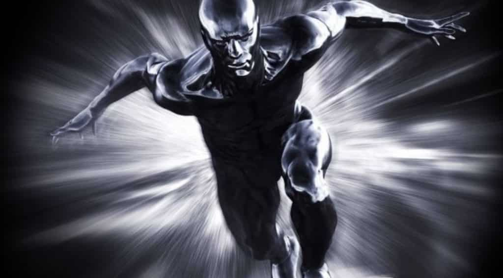 Mythical Creatures In The Fall Wallpaper Silver Surfer Movie Now In Development At Fox