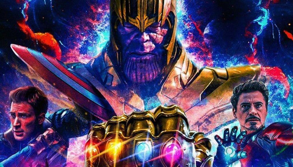 avengers infinity war concept