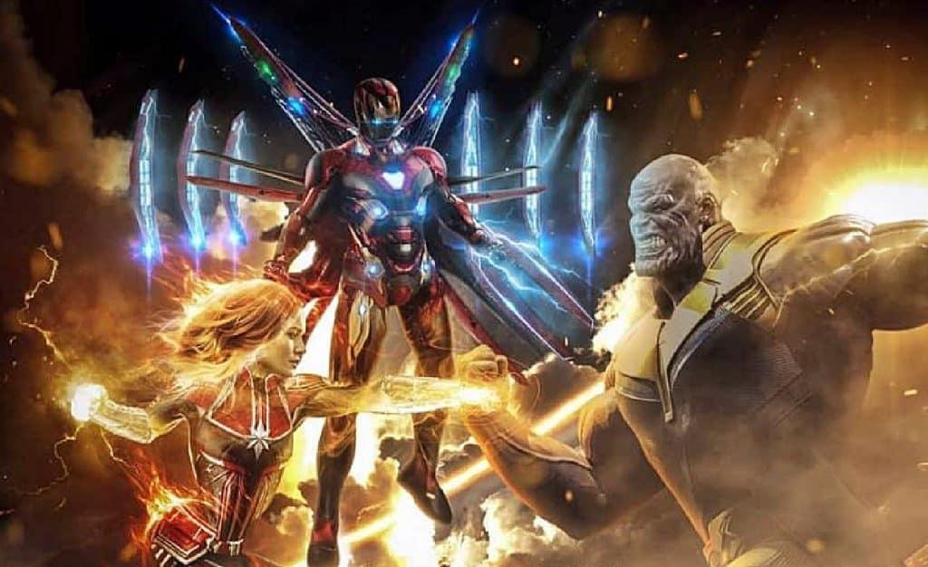 King Falls Am Wallpaper Avengers 4 Rumored Plot Leak Points To An Epic Mcu Finale