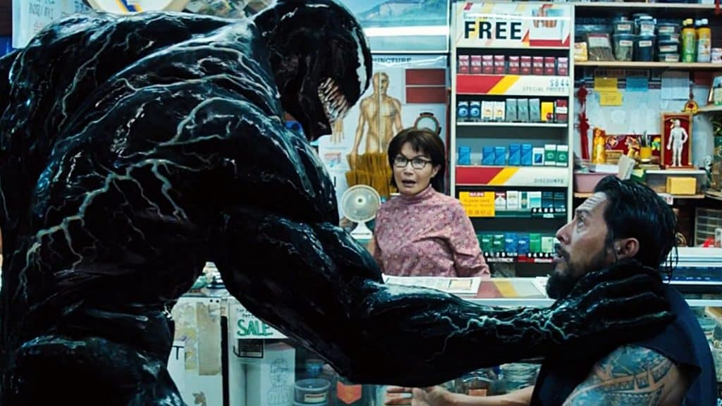 One Punch Man Hd Wallpaper Venom Movie Fixed One Big Thing But Now Fans Are Upset