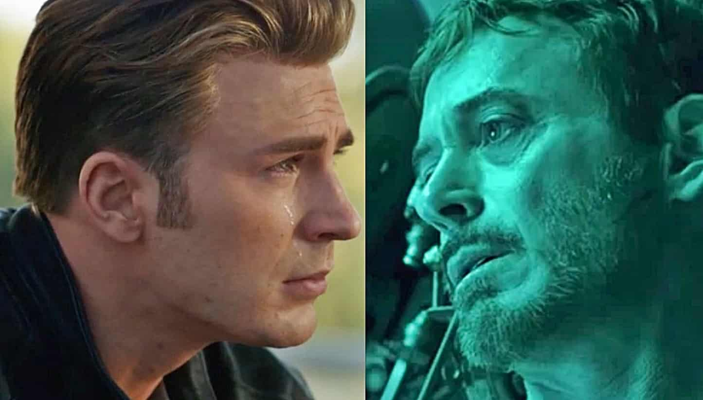 Iron Man Dead Pic Endgame