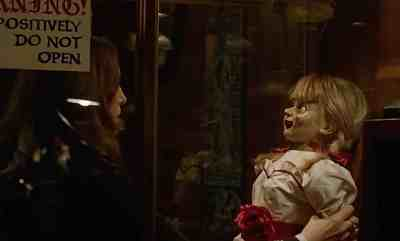 'Annabelle Comes Home' Unleashes New Villainess THE BRIDE