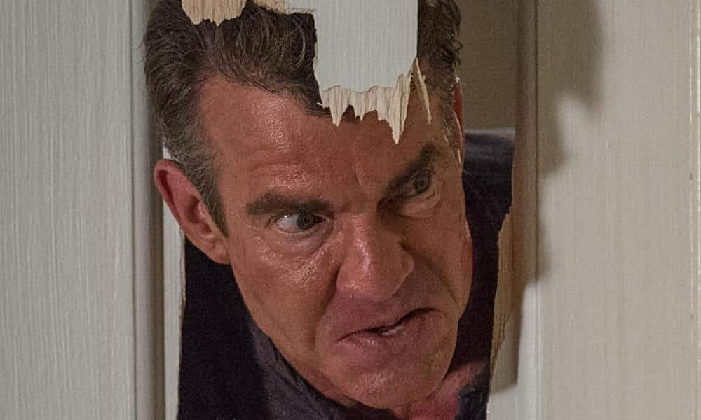 The Intruder Review Dennis Quaid Shines in Wild Thriller