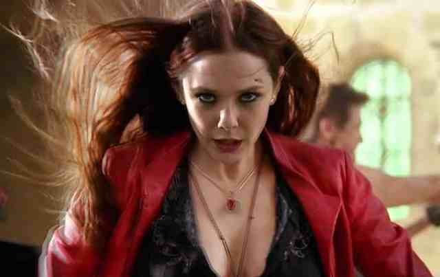 Image result for scarlet witch