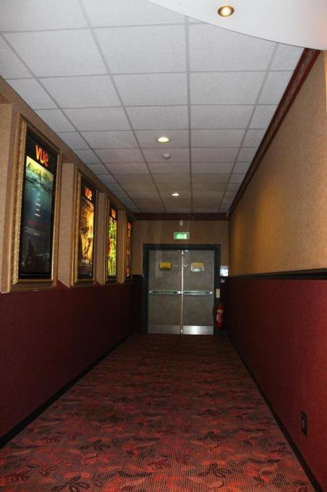 Screen Locations Vue Cinema Northampton