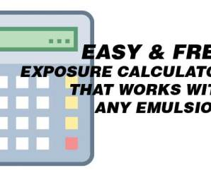Easy & FREE Screen Printing Exposure Calculator that works with any emulsion
