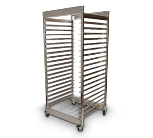 nortech screen printing rack