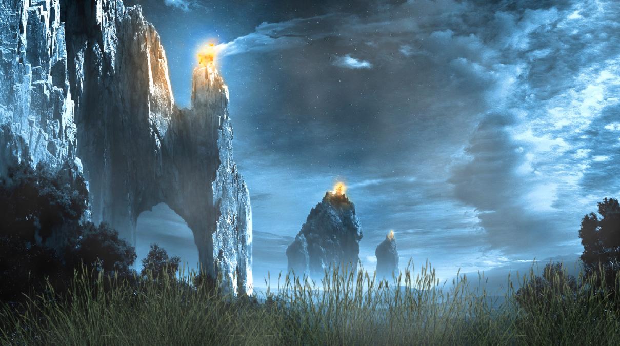 Epic Animal Wallpapers Epic Lands Screensaver Screensavergift Com