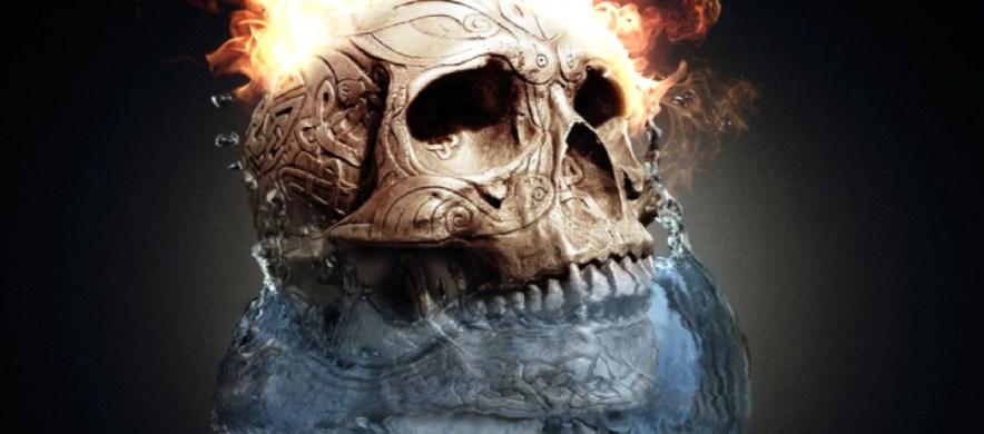 download fire skull screensaver screensavergift com