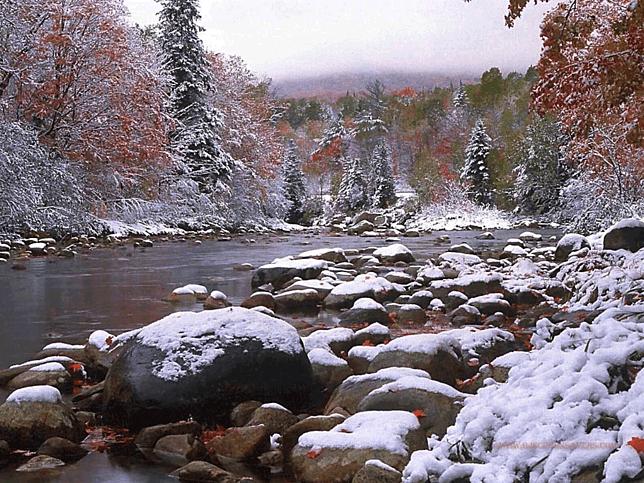 Microsoft Wallpaper Fall Autumn In New Hampshire Screensaver For Windows
