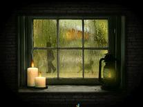 Fall Fairy Wallpaper Msn Rainy Day Screensaver For Windows Amp Mac Screensavers