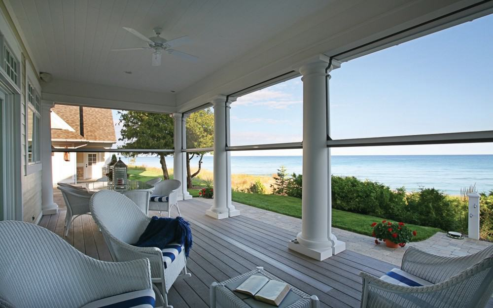 Retractable Screens And Awnings Screens Of Northern