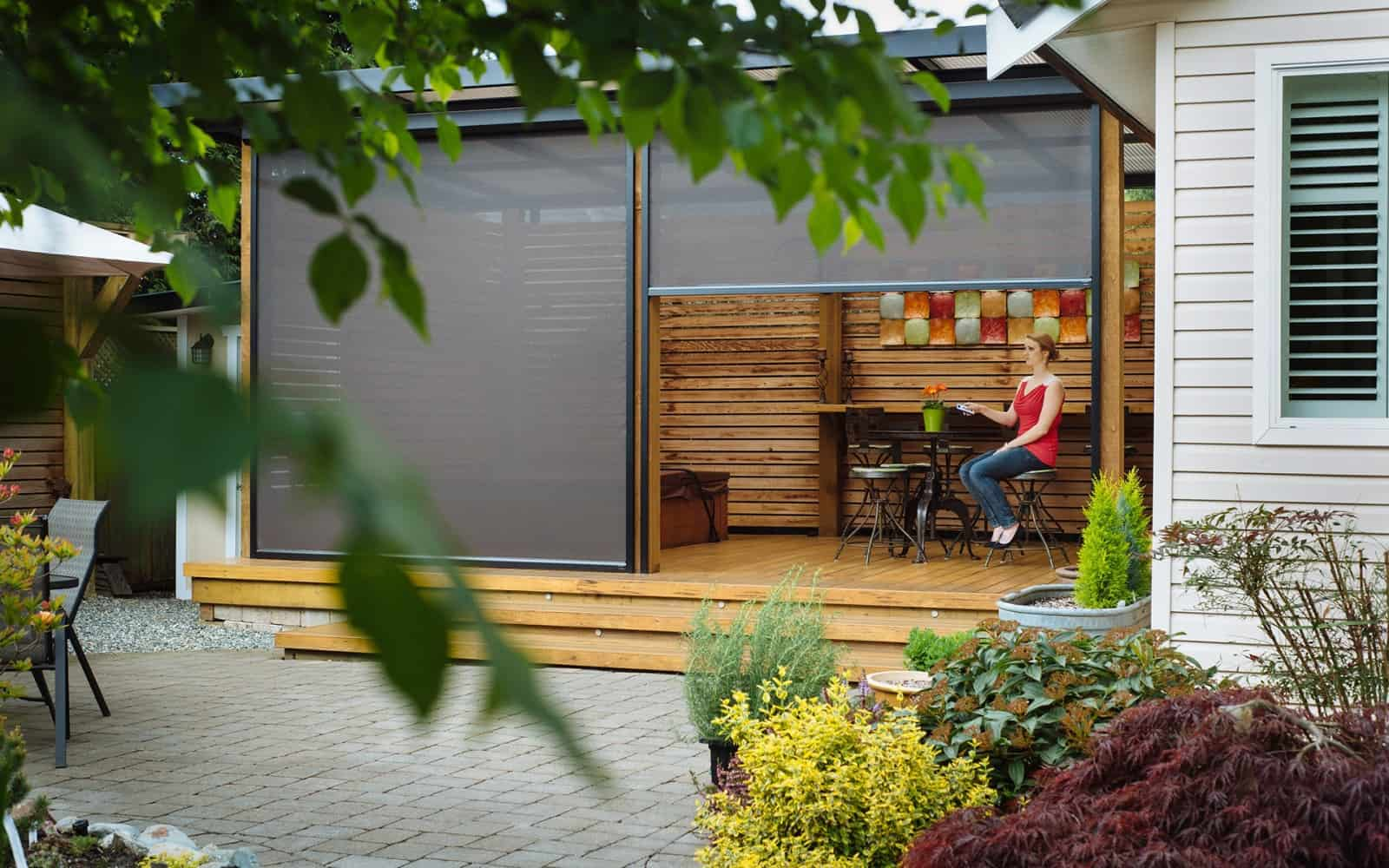 Retractable Screens and Awnings | SCREENS of Northern ...