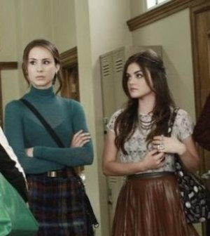 Pretty Little Liars 'Eye of the Beholder' Image ©ABC Televison Network