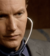 Patrick Wilson in A Gifted Man (Image © CBS)