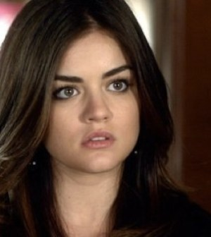 Lucy Hale as Aria. Image © ABC Family.