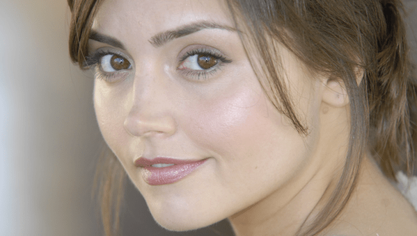 Jenna-Louise Coleman will be the new companion on Doctor Who