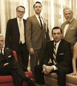 Mad Men Season 5 Cast (Image © AMC TV. All Rights Reserved)