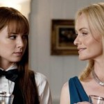 Emily Van Camp and Amber Valletta in ABC's Revenge. Image ©ABC/COLLEEN HAYES