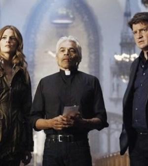 Castle episode 4.23 'Always' Photo by Vivian Zink. Image © ABC Television Network