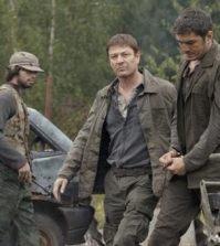 Sean Bean & Fedja Stukan in ABC's Missing. (ABC/LARRY D. HORRICKS)