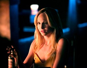 "The Vampire Diaries -- ""The Walking Dead"" -- Pictured: Candice Accola as Caroline -- Photo: Tina Rowden/The CW"