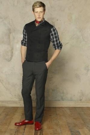 "ABC's ""Revenge"" stars Gabriel Mann as Nolan Ross. (ABC/Bob D'Amico)"