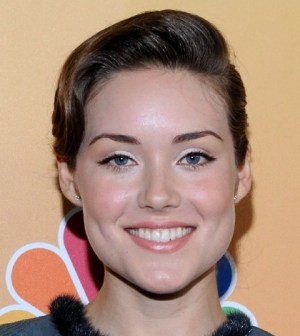 The Blacklist Star Megan Boone Talks Paternity Spader First Day