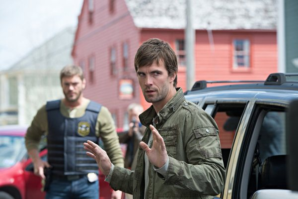 Lucas Bryant as Nathan Wuornos -- (Photo by: Michael Tompkins/Syfy)