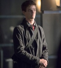 Pictured: Grant Gustin as Barry Allen/The Flash. Photo: Cate Cameron/The CW -- © 2013 The CW Network.