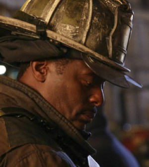 Pictured: Eamonn Walker as Chief Wallace Boden -- (Photo by: Elizabeth Morris/NBC)