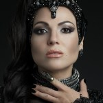 Lana Parrilla as Evil Queen/Regina. (ABC/Bob D'Amico)