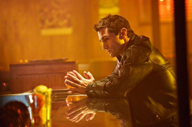 Pictured: Sam Witwer as Aidan Waite -- (Photo by: Philippe Bosse/Syfy)