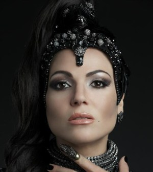 "ABC's ""Once Upon a Time"" stars Lana Parrilla as Evil Queen/Regina. (ABC/Bob D'Amico)"