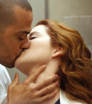 (ABC/Kelsey McNeal) JESSE WILLIAMS, SARAH DREW