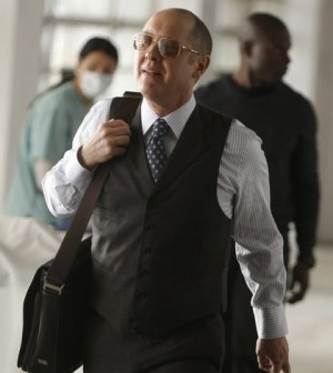 "Pictured: James Spader as Raymond ""Red"" Reddington -- Photo by: Craig Blankenhorn/NBC"