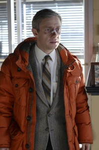 Pictured: Martin Freeman as Lester Nygaard . CR: Chris Large/FX