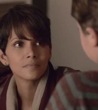Halle Berry as Molly Woods in CBS Extant. Image © CBS