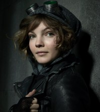 Camren Bicondova as Selina Kyle.