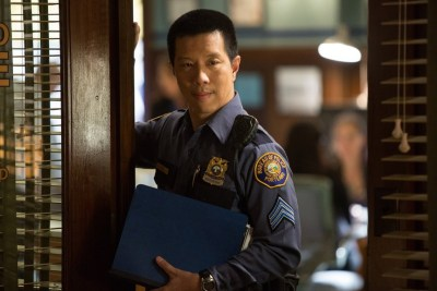 Pictured: Reggie Lee as Sgt. Wu -- (Photo by: Scott Green/NBC)