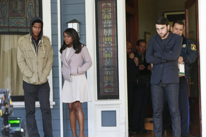 (ABC/Mitch Haaseth) ALDRED ENOCH, AJA NAOMI KING, JACK FALAHEE