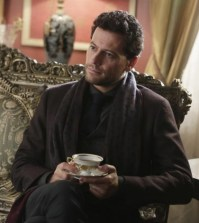 Ioan Gruffold as Henry Morgan in FOREVER. Credit: ABC/Patrick Harbron