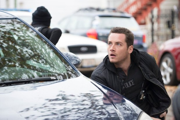 Pictured: Jesse Lee Soffer as Jay Halstead -- (Photo by: Matt Dinerstein/NBC)