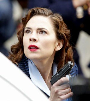 Pictured: Hayley Atwell as Agent Carter -- Credit: ABC/Kelsey McNeal
