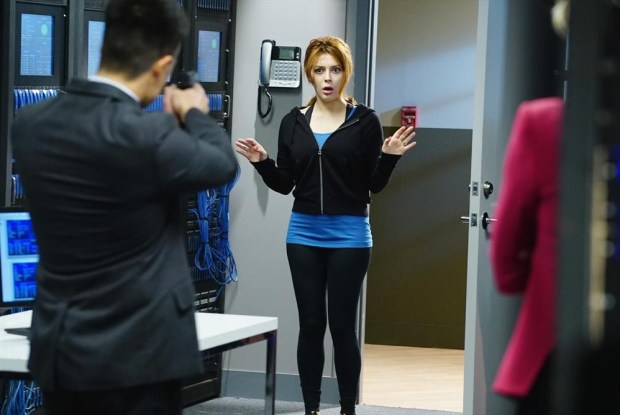 (ABC/Richard Cartwright) ELENA SATINE
