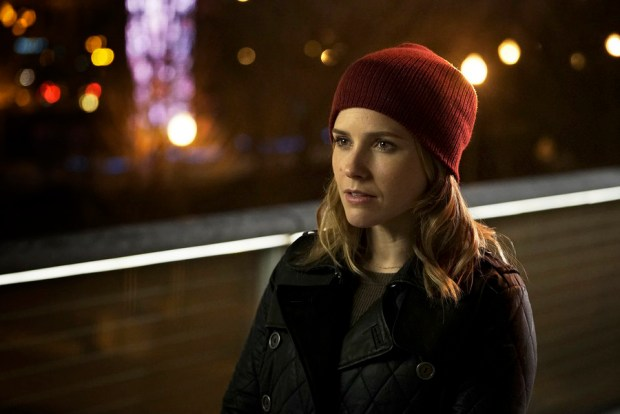Pictured: Sophia Bush as Erin Lindsay -- (Photo by: Elizabeth Morris/NBC)