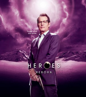 HEROES REBORN -- Pictured: Jack Coleman as HRG -- (Photo by: NBCUniversal)
