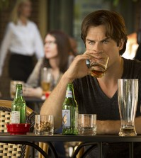 Ian Somerhalder as Damon -- Photo: Bob Mahoney/The CW