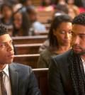 "L-R: Bryshere Gray and Jussie Smollett in the ""Be True"" episode of EMPIRE. Co. Cr: Matt Dinerstein/FOX."